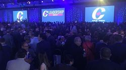 WATCH: Conservative Leadership Live Results