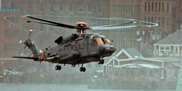 Sea King Helicopter Replacement Standard Questioned By