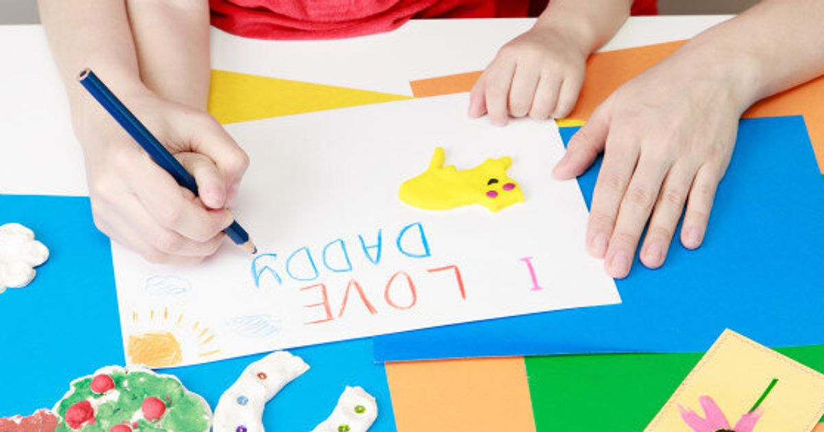 Homemade Father S Day Gifts 17 Diy Projects For Kids Huffpost Canada