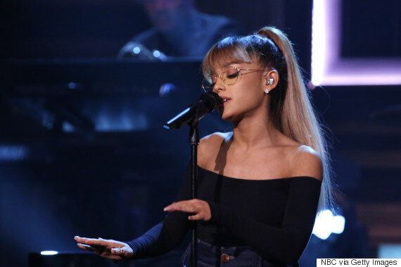 Ariana Grande Promises 'Incredibly Brave City Of Manchester' A Benefit