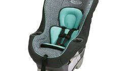Graco Car Seats Recalled In Canada Over Harness Webbing