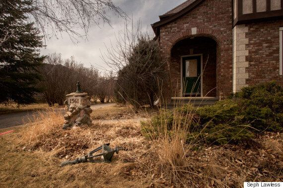 Abandoned High River Homes Make Up 'Creepiest Neighbourhood In The