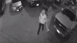 Toronto Police Release Murder Video In Hopes Of Identifying