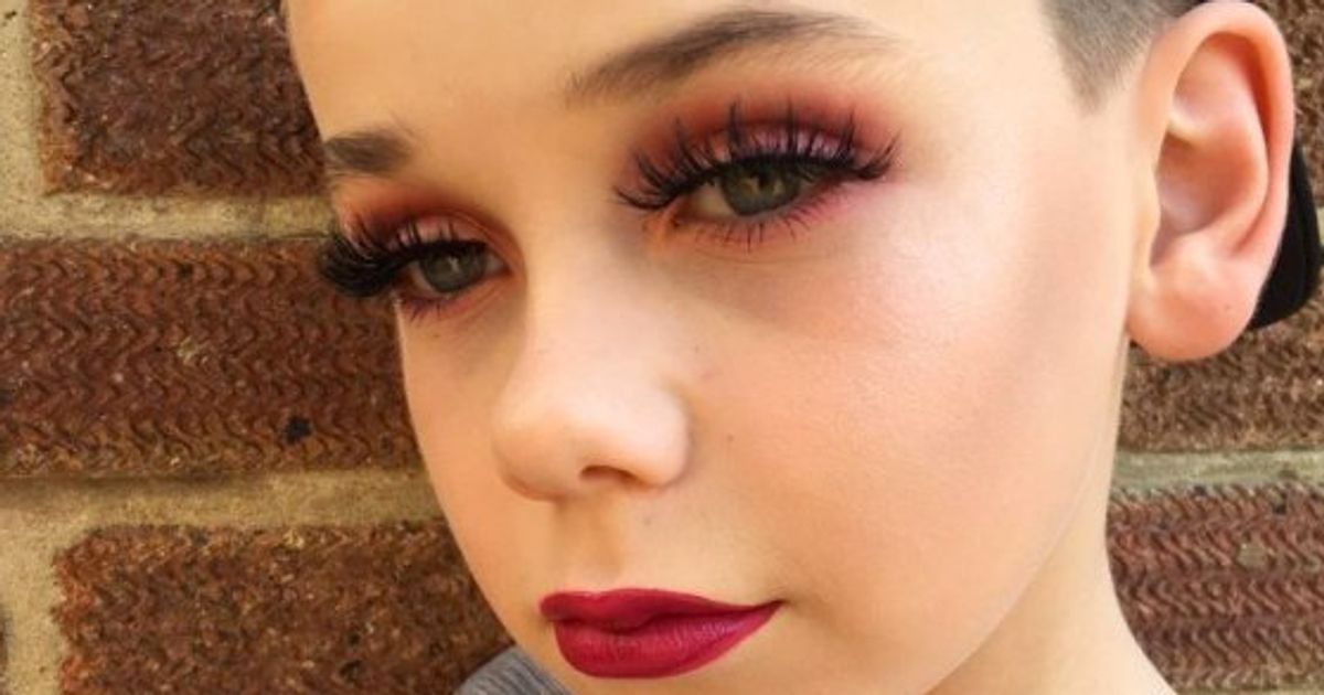 10-Year-Old Makeup By Jack Is The Makeup World's Next Big Thing
