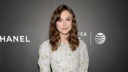 Keira Knightley's New Signature Style Is Kinda