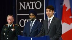 Trudeau Praises Benefits Of Sharing Intelligence With U.S.,
