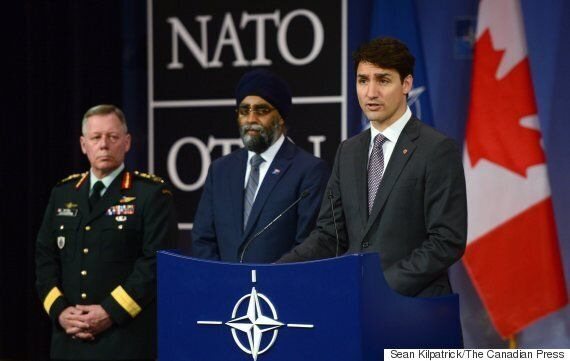 Justin Trudeau: Sharing Intelligence With Allies Keeps 'All Of Our Citizens
