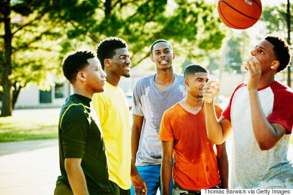 Study Shows The Majority Of Young Men Do Not Define Themselves As