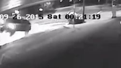 B.C. Police Share Disturbing Video Of Impaired Driving