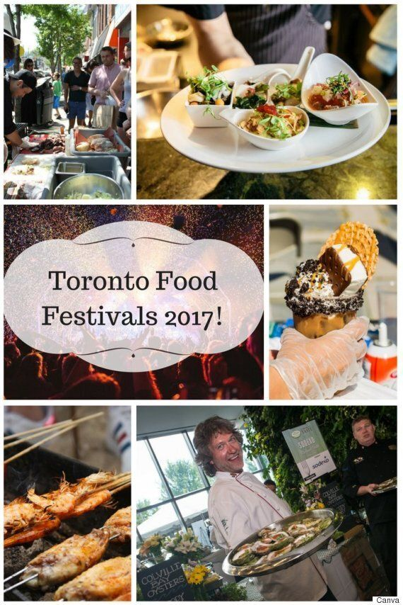 The Ultimate Toronto Food Fest 2017
