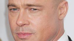 Brad Pitt's New Haircut Isn't His