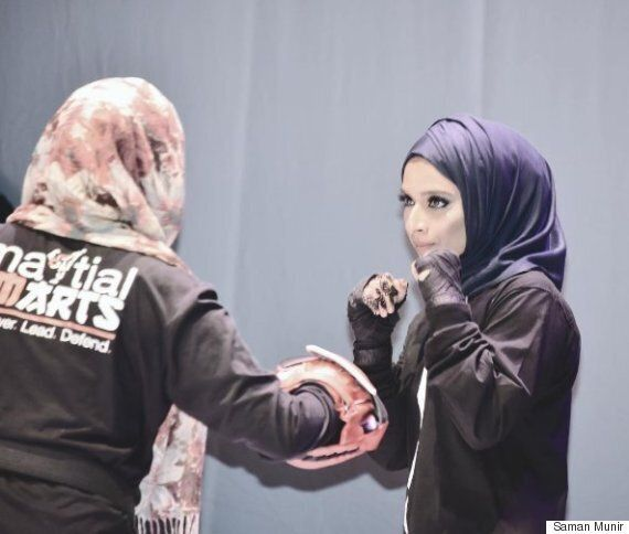 4 Muslim Canadian Women Who Have Zero Time For Fitness