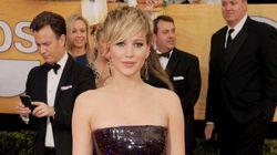 Jennifer Lawrence Has 'Armpit