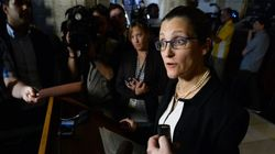 Canada Committed To Three-Way NAFTA Renegotiation, Freeland Tells