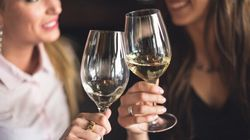 1 Small Glass Of Wine A Day Ups Women's Breast Cancer Risk: