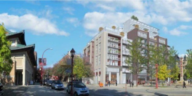 The 105 Keefer Rezoning Is All About