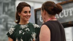 Duchess' Green Dress Proves The 'Kate Effect' Is Still In Full