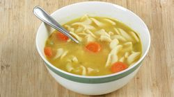 Chicken Soup Might Actually Heal Your