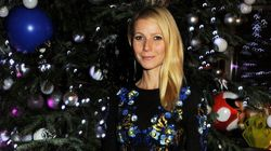 Gwyneth's Christmas Fashion