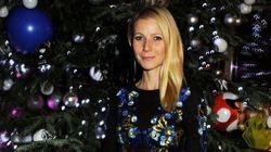 Gwyneth's Christmas Fashion