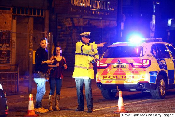 Ariana Grande Concert Explosion: Several Killed At Manchester