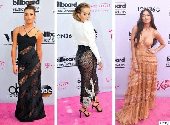 The 2017 Billboard Music Awards Red Pink Carpet Had Plenty Of