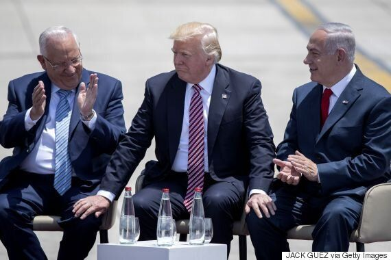 Donald Trump Says Israel And Neighbours Can Unite On 'Common Cause' Of