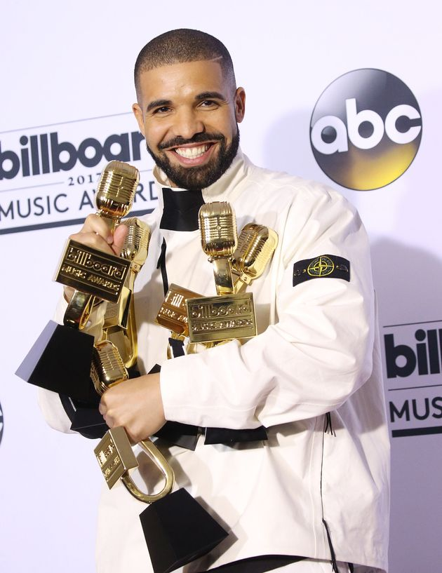 Billboard Music Awards Winners: 2017 Is Drake's Year With A Record 13