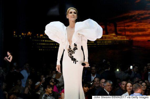 Celine Dion Reigns Supreme At 2017 Billboard Music