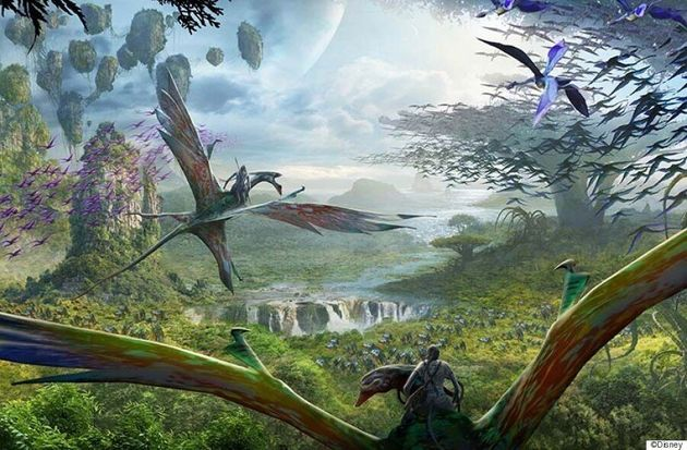 4 Reasons We're Dropping Everything And Visiting Pandora – The World Of Avatar At Disney's Animal