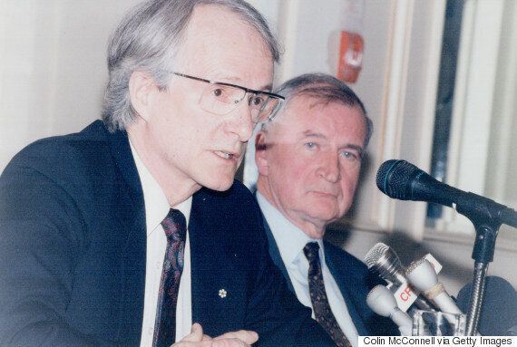 Roger Tasse, Architect of Canadian Charter Of Rights And Freedoms, Dies At
