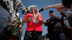 Chief's Walk To Counter Canada's 150th Will Celebrate Indigenous