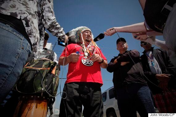 Grand Chief Derek Nepinak Plans Walk To Celebrate Indigenous Resilience In Face Of Canada's