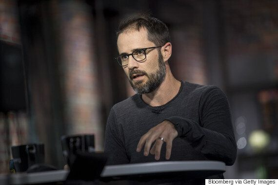 Evan Williams, Twitter Co-Founder, Sorry For Social Media's Role In Trump's