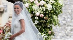 Pippa Middleton's Wedding Dress Looks Like A