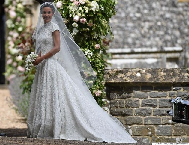 Pippa Middleton's Wedding: The Big Day Captured In