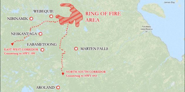 Ontario's Ring Of Fire Gets $1 Billion From Provincial