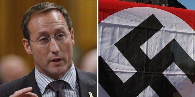 Peter MacKay Demands Apology For Nazi Swastika