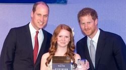 Ontario Teen Receives Award In Honour Of Princess