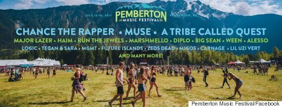 Pemberton Music Festival Cancelled After Organizers Declare