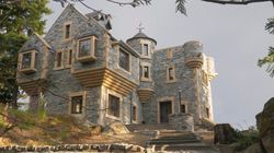 B.C. Stone House Features Gargoyles, Mini