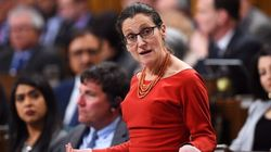 Freeland Backs Magnitsky Act Targeting