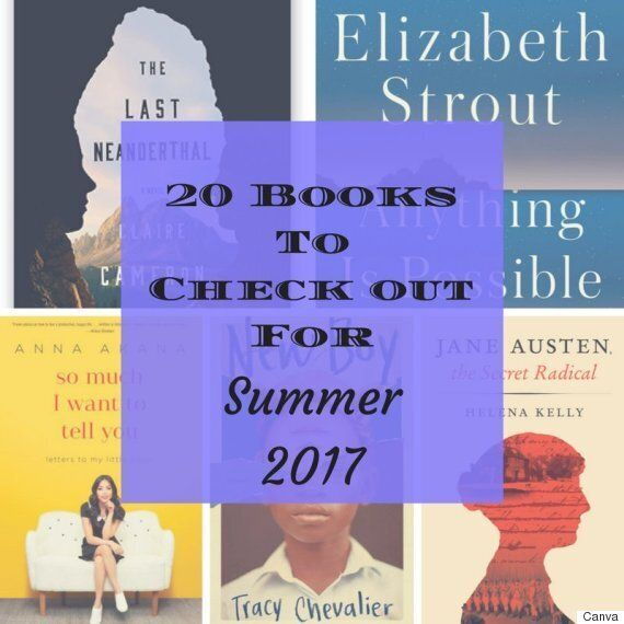 20 Of The Best Books To Read In Summer