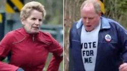 WATCH: Ford Video Spoofs Wynne Running