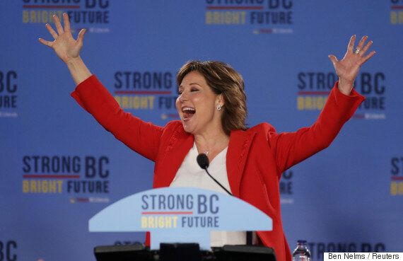 B.C. Liberals Post Yet Another Year Of Staggering Political