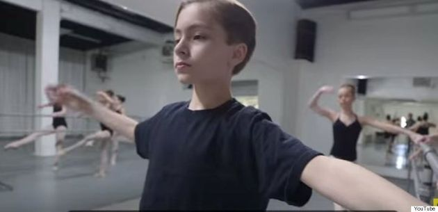 11-Year-Old Is Perfectly Fine With Being The Only Boy In His Ballet