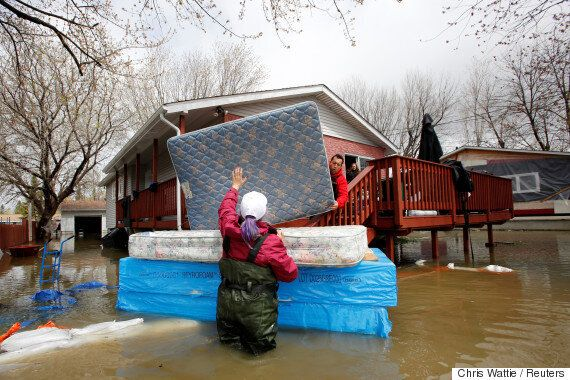 Flooding In Canada Is A Big Problem, But Few Canadians Know They're At Risk: