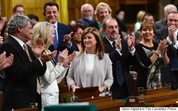 Conservative MPs Chant 'How Many Times' After Ambrose Asks Trudeau About Ethics