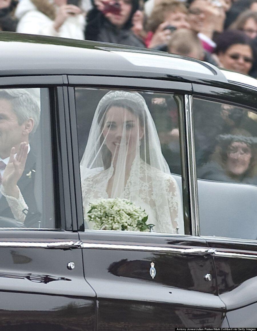 Kate Middleton's Wedding Dress Still Holds Up