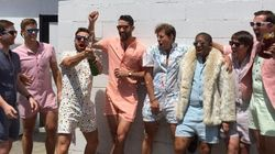 Rompers For Men Now Exist. What A Fun World We Live